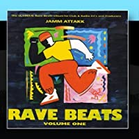 Jamm Attack Rave Beats Vol. 1 by DJ Nemesis