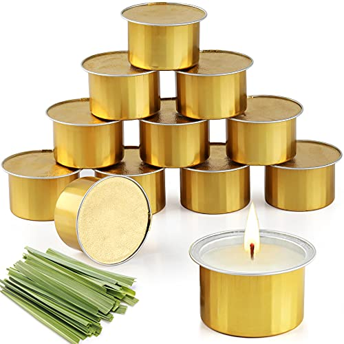 Sheersexykiss Citronella Candles Outdoors, 12 Pcak Scented Candles Gift Set, Long Lasting Soy Wax Candle for Camping Patio Indoor Outdoor