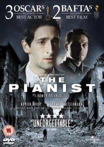 The Pianist [Reino Unido] [DVD]