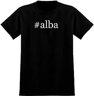 Harding Industries #alba - Hashtag Men's Graphic T-Shirt
