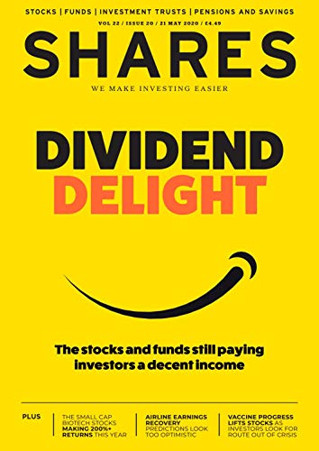 Shares Magazine - dividend delight (English Edition)