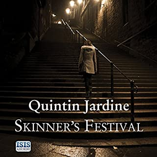 Skinner's Festival     Bob Skinner, Book 2              By:                                                                                                                                 Quintin Jardine                               Narrated by:                                                                                                                                 James Bryce                      Length: 12 hrs and 6 mins     56 ratings     Overall 4.6