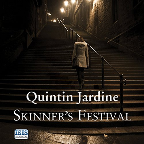 Skinner's Festival Audiobook By Quintin Jardine cover art