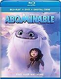 Abominable - Blu-ray + DVD + Digital