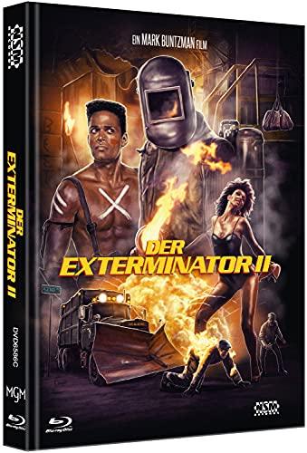 Exterminator 2 [Blu-Ray+DVD] - uncut - limitiertes Mediabook Cover C