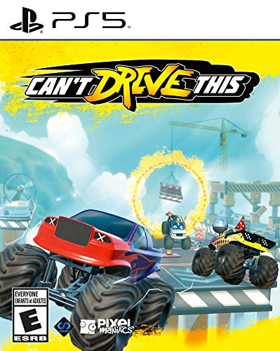 Can't Drive This - PlayStation 5