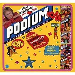 Podium (5 CD + Livret 24 Pages + Leporello 12 Pages + Stickers)