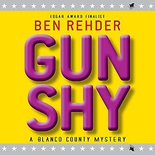 Gun Shy audiobook cover art