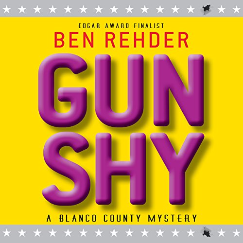 Gun Shy audiobook cover art