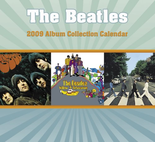 The Beatles 2009 Calendar