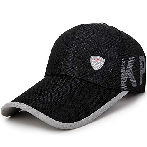 KCJMM-HAT Baseballmuts, uniseks, voor baseball-muts, zomer, zonnevizier, voor dames