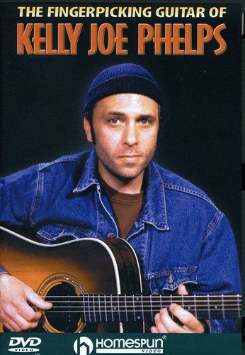 Kelly Joe Phelps - the Fingerpicking Guitar of [DVD] [NTSC]