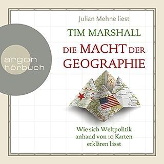 Die Macht der Geographie Titelbild