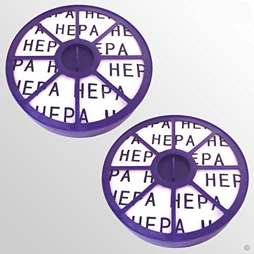 Kit de 2 filtres Post Moteur Allergy Hepa pour Dyson DC04 DC05 DC08 DC19 DC20 DC21 DC29 Aspirateur
