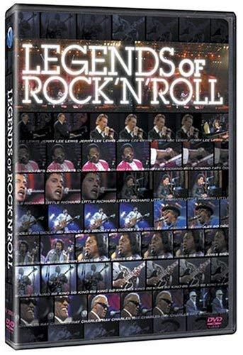 LEGENDS OF ROCK 'N ROLL
