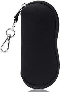 1 Pcs Light Portable Neoprene Zipper Sunglasses Glasses Case