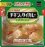 いなば食品 チキンとタイカレーグリーン 170g ×6個