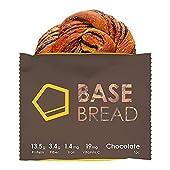 BASE BREAD ベースブレッド チョコレート 完全食 完全栄養食 食物繊維 16袋セット