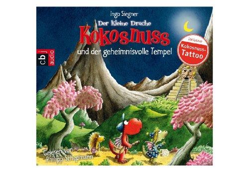 Der kleine Drache Kokosnuss CD Folge 21 - und der geheimnisvolle Tempel