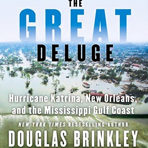 The Great Deluge audiobook cover art