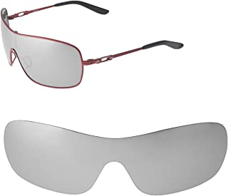 Walleva Replacement Lenses for Oakley Distress Sunglasses - Multiple Options Available