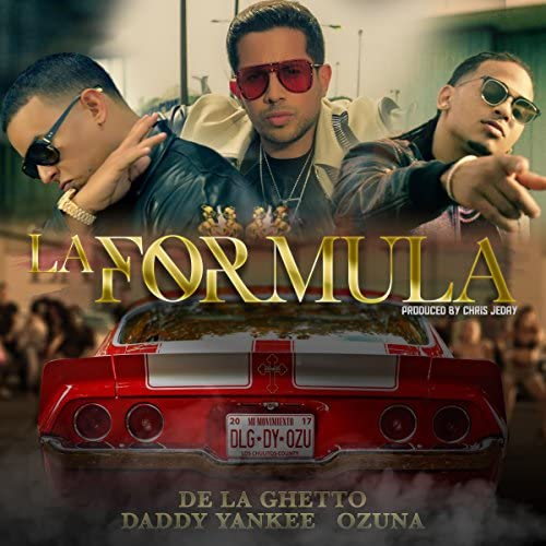 De La Ghetto, Daddy Yankee & Ozuna feat. Chris Jeday
