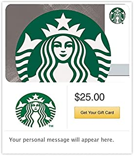 starbucks gift card digital