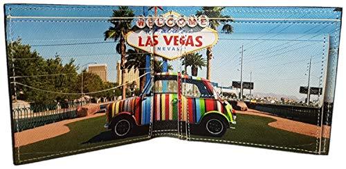 Paul Smith 'Mini Las Vegas' - Portafoglio in pelle, colore: Nero