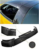 Extreme Online Store for 2005-2013 Chevrolet Corvette C6   Factory Style Carbon Fiber Replacement Top Roof B-Pillar Halo Guard Cover