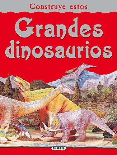 Grandes dinosaurios (Construcciones Recortables)
