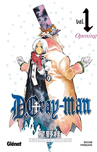 D.Gray-Man - Édition originale - Tome 01 : Opening