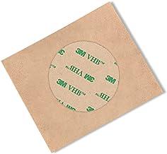 """TapeCase F9460PC CIRCLE-5.000""""-100 zelfklevende overdrachtstape, geconverteerd van 3M F9460PC, 5"""" cirkels (Pak van 100)"""