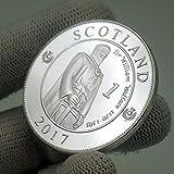 2017,Schottland,Münzen,Schutz Des Commonwealth,William...