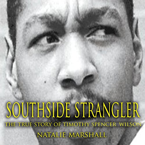 Southside Strangler audiobook cover art