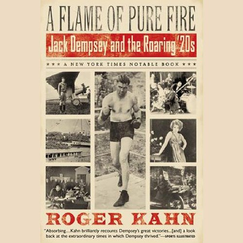 A Flame of Pure Fire audiobook cover art