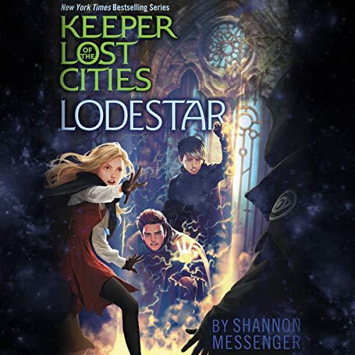 Lodestar audiobook cover art