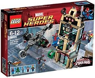 LEGO Super Heroes 76005 Marvel Spider-Man: Encuentro en