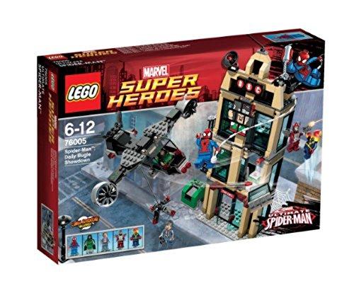 LEGO Super Heroes - Marvel Spiderman: Encuentro en el Daily Bugle (76005)