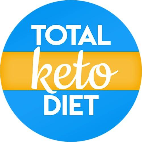Total Keto Diet: Low Carb Recipes & Keto Meal Trackinig