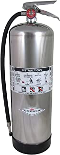 Amerex 240, 2.5 Gallon Water Class A Fire Extinguisher by Amerex