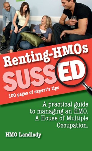 Renting HMOs SUSSED (SUSSED Books) (English Edition)