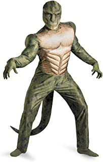 Disguise Marvel The Amazing Spider-Man 3D Movie Lizard Classic Muscle Adult Costume