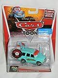 2013 Disney Pixar Cars Toon Deluxe Tormentor's Biggest Fan - Walmart