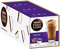 Nescafé Dolce Gusto capsules Mocha - 48 koffiecups - geschikt voor 24 koppen koffie - Dolce Gusto cups