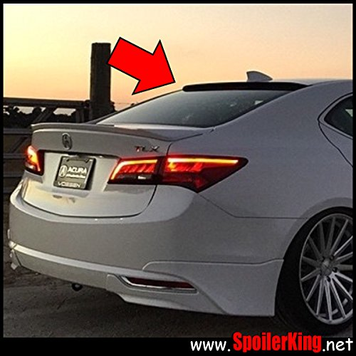 Spoiler King Roof Spoiler (284R) compatible with Acura TLX 2015-on