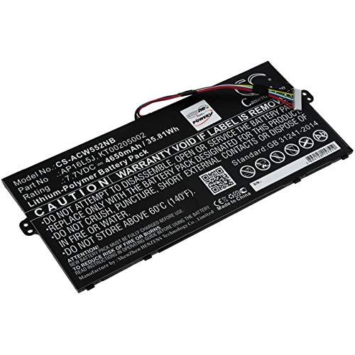 Akku für Laptop Acer Swift SF514-52T-59HY, 7,7V, Li-Polymer