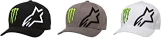 Monster Corp Hat-White-L/XL