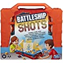 Hasbro Gaming Battleship Shots Strategy Ball-Bouncing Game