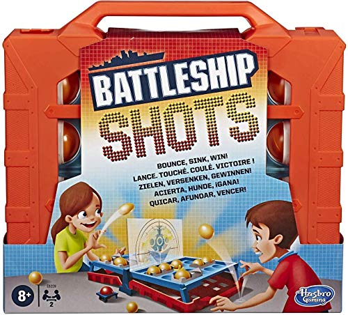 Hasbro Gaming Battleship Shots $10.12 (49% Off)