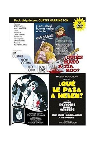 Pack que le pasó a Helen + Quien mató a tia Roo [DVD]